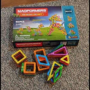 60 PC Magformers